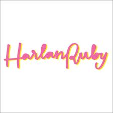 Harlan Ruby logo