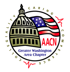 Greater Washington Area Chapter of AACN logo
