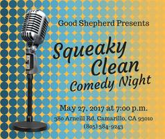 Squeaky Clean Comedy Night