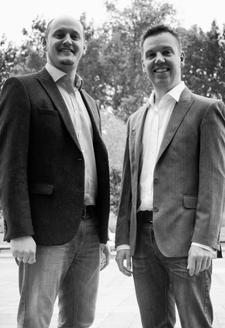 Dan Hulbert and Steve Smith logo