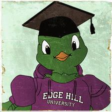 Edge Hill University: Edgemation Team logo