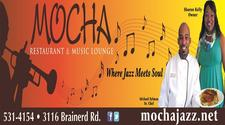 Mocha Restaurant & Music Lounge logo