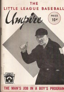 California District 4 Little League Umpire Association logo