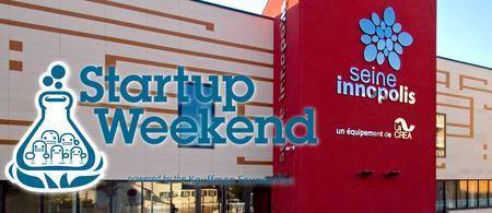 Rouen Startup Weekend 15-16-17 Nov