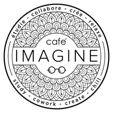 Café Imagine TALKS logo