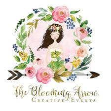 D. Blooming  logo
