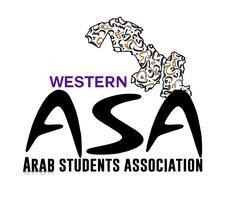 Arab Students' Association at Western University  logo