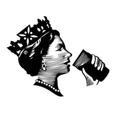 The Queens Head, Brixton logo