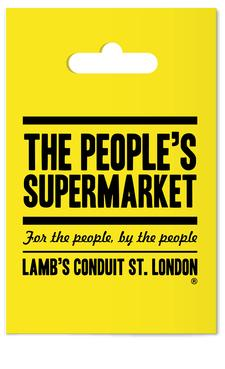 The People's Supermarket logo