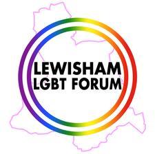 Lewisham LGBT+ Forum logo