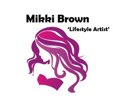 Mikki Brown - Lifestyle Artist logo