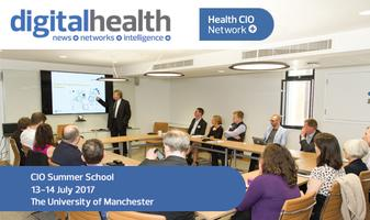 Health CIO Summer School 2017