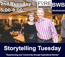 June - BWB Storytelling Tuesday