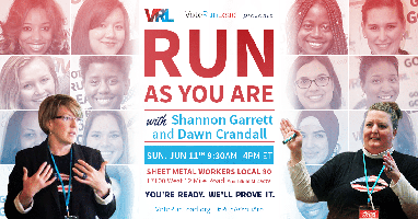 """Run As You Are"": In-Person Training w/ Shannon..."