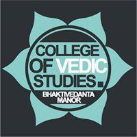 College of Vedic Studies logo