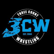 3 Count Wrestling logo