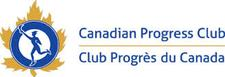 Canadian Progress Club contact # 905-970-9445  logo