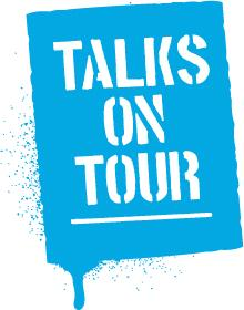 Talks ON Tour logo