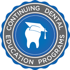 ADMI Continuing Dental Education Program logo