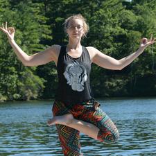 Breathe in Yoga logo
