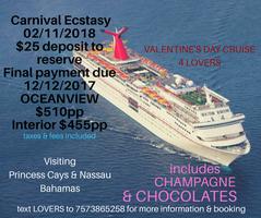 valentines day cruise tickets sun feb 11 2018 at 400 pm eventbrite