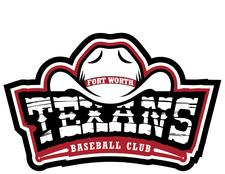 Fort Worth Texans Baseball Club logo