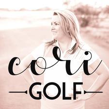 Cori{Golf} logo