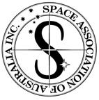Space Association of Australia Inc. logo