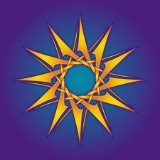 Golden Violet Way logo