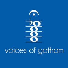 Voices of Gotham logo