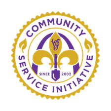 Community Service Initiative logo