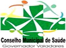 Conselho Municipal de Saúde de Governador Valadares logo