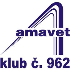 AMAVET klub č. 962 logo