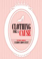 Clothing For a Cause Fashion Show and Craft Fair