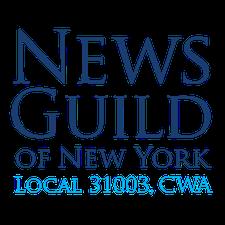 The NewsGuild of New York logo
