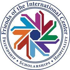 Friends of the International Center logo