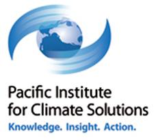the Pacific Institute for Climate Solutions  logo