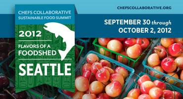 2012 Chefs Collaborative Sustainable Food Summit