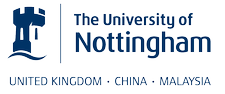 Department of American and Canadian Studies, University of Nottingham logo