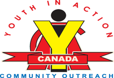 Youth In Action Canada logo