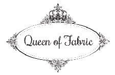 Queen of Fabric  logo