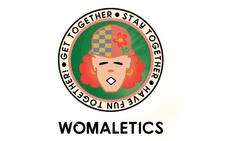 Womaletics  logo
