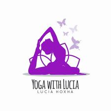Lucia Hoxha  logo