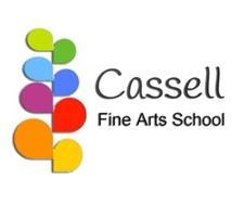 Cassell Fine Arts Committee logo
