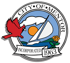 City of Mentor logo