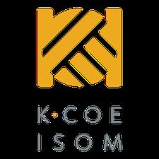 K·Coe Isom & K-State Beef Cattle Institute logo