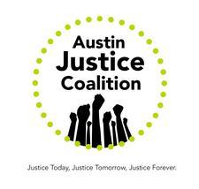 Austin Justice Coalition logo