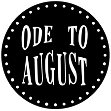 Ode to August logo