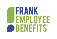 Iain Watts & Karl Whitaker from Frank Employee Benefits logo