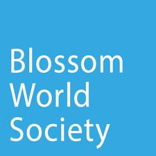 BLOSSOM WORLD SOCIETY logo